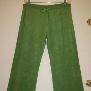 Beautiful Cotton Terrycloth Fitness Sweat Pants